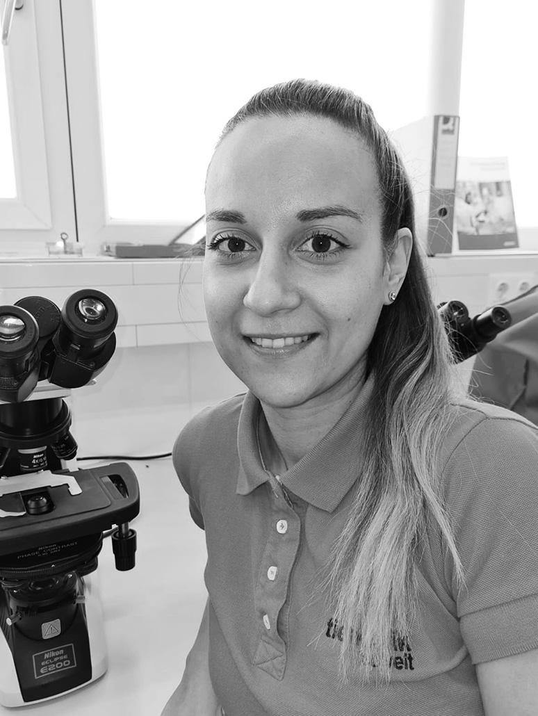 Dr.vet.med. Margarita Dvornik-Gojsalic